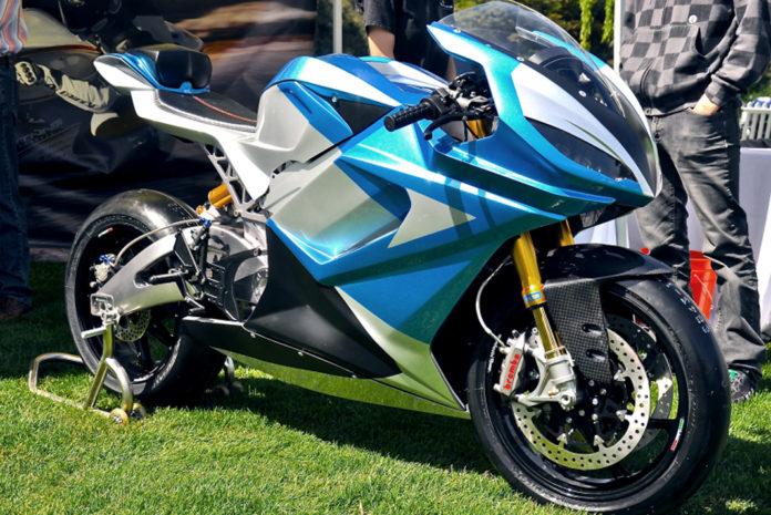 Lightning motorcycles LS-218 Electric Superbike