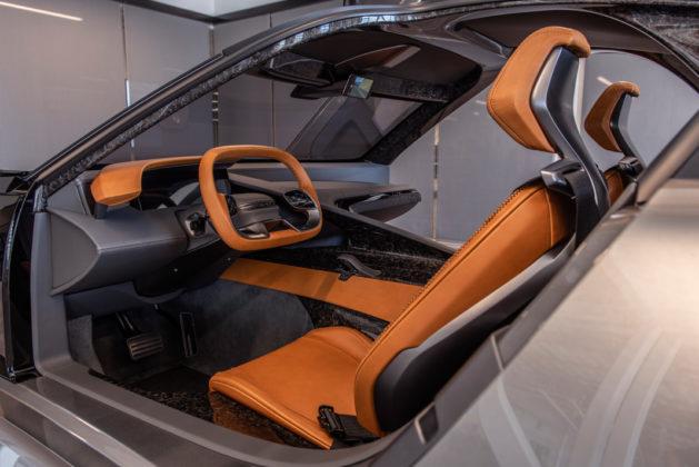 karma sc2 concept ev interior