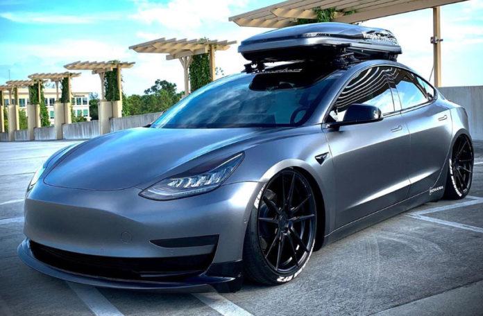 Custom Tesla Model 3