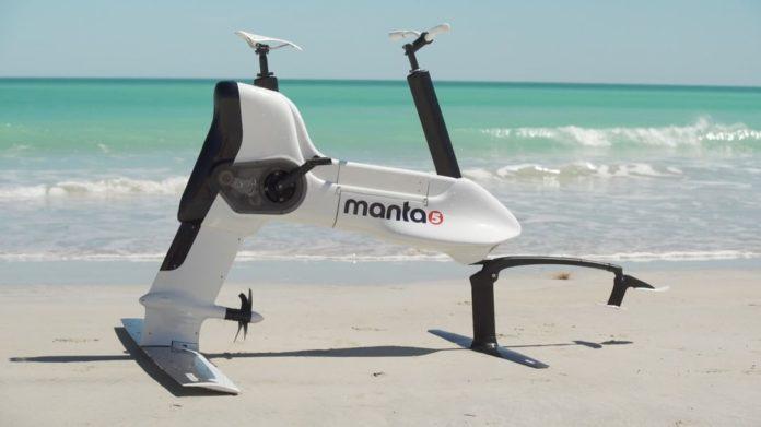 Manta5 Hydrofoiler XE-1