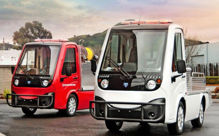 panasonic tropos motors electric vehicles