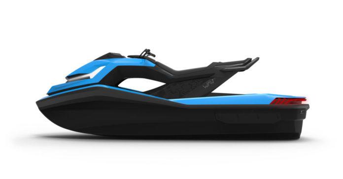 nikola wav electric jet ski