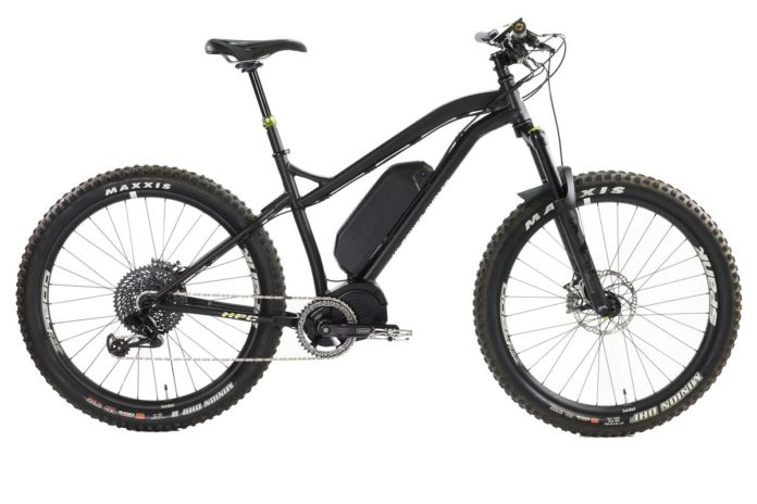 Hi Powered Cycles HPC Scout Pro Electric Bicycle